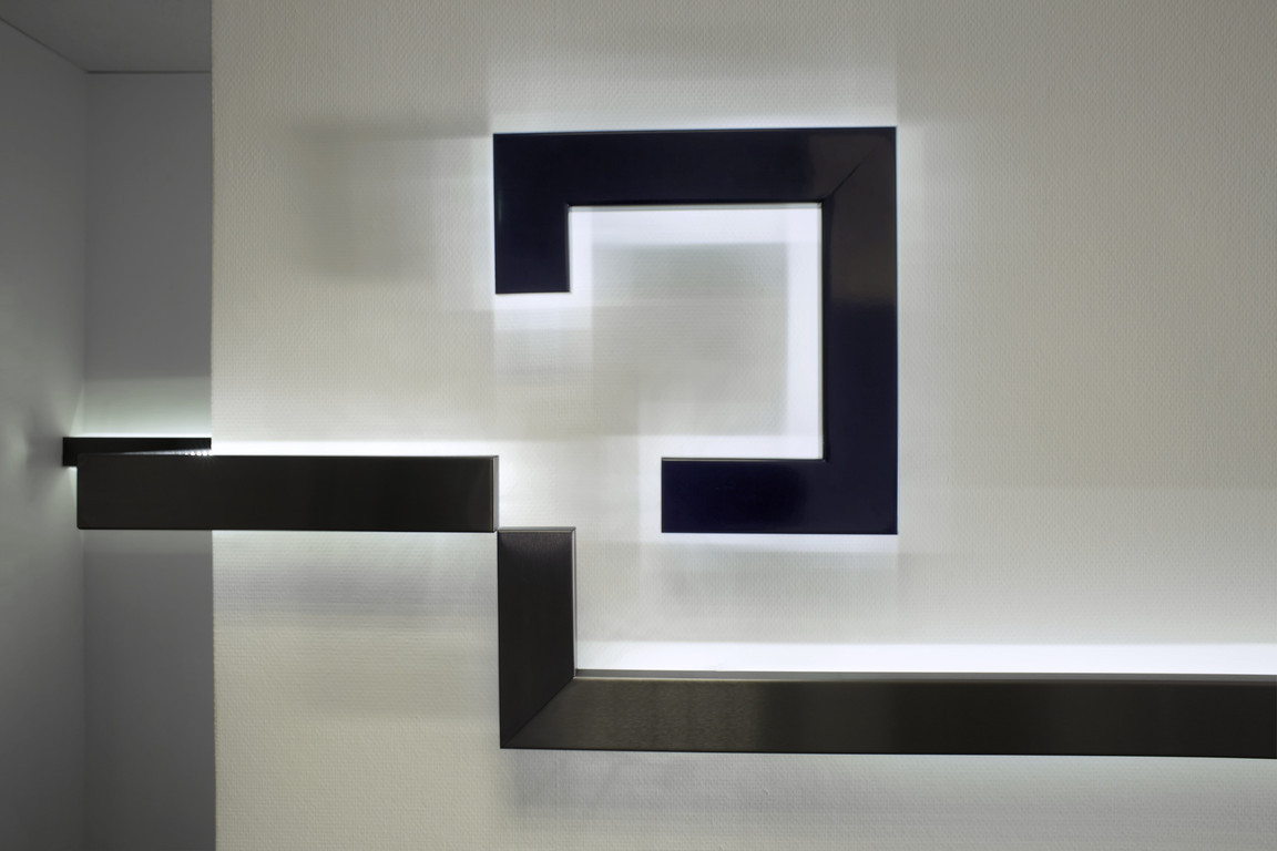 Objekteinrichtung nach ci individuelle b roeinrichtungen for Interior design bielefeld