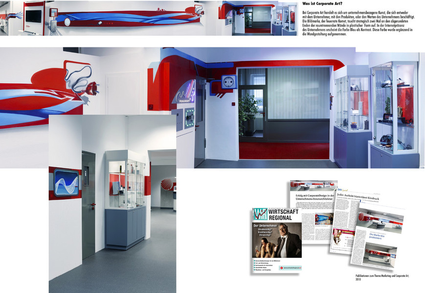 Corporate Interior Design: Innenarchitektur nach der Corporate ...