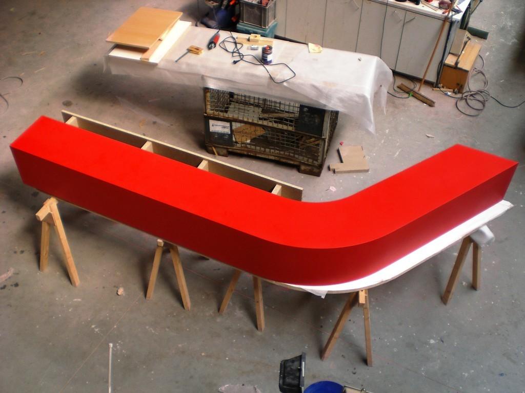 Ausgezeichnet Büromöbel Herford Bilder - Die Designideen für ...