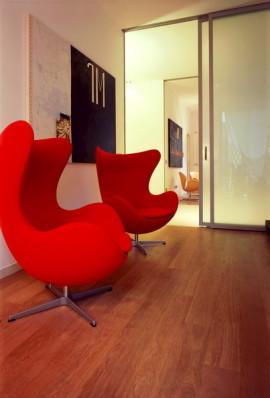 Büromöbel, Objekteinrichtungen von colourform, Bielefeld.