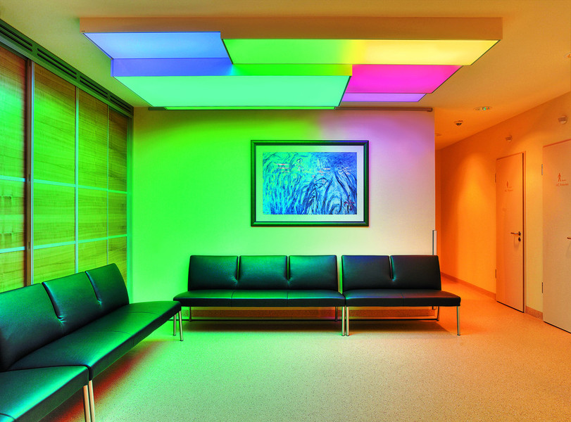 Farbpsychologie und formpsychologie raumgestaltung und for Raumgestaltung blau