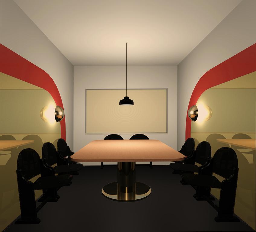 Restauranteinrichtung und planung von colourform for Lampen paderborn