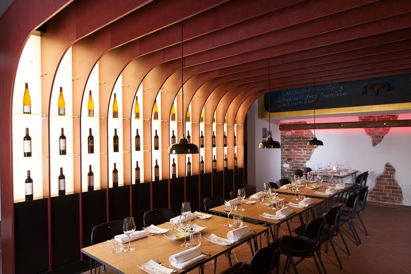 Restauranteinrichtung und planung von colourform - Innenarchitektur paderborn ...