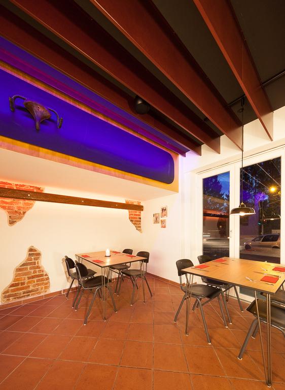 Detmold Innenarchitektur restauranteinrichtung und planung colourform bielefeld
