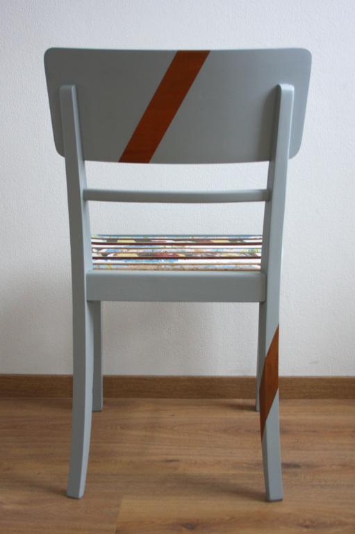 Upcycling design wettbewerb brett schwinger stuhl von for Stuhl design wettbewerb
