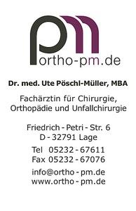 Visitenkarte, Geschäftspapier für Mediziner und Ärzte, von colourform, Bielefeld
