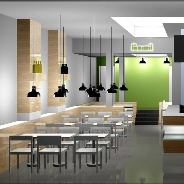 Restaurantplanung, Innenarchitektur, Gastroeinrichtung, Bielefeld, Herford, Gütersloh, Minden Bad Oeynhausen