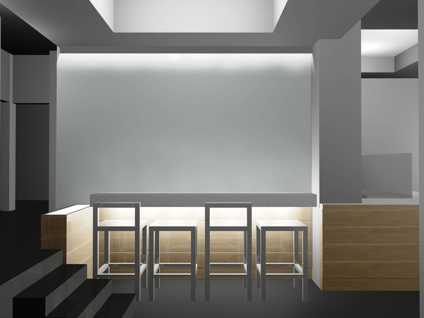 Gastronomieeinrichtung, Gastronomiemöbel, Bar Design