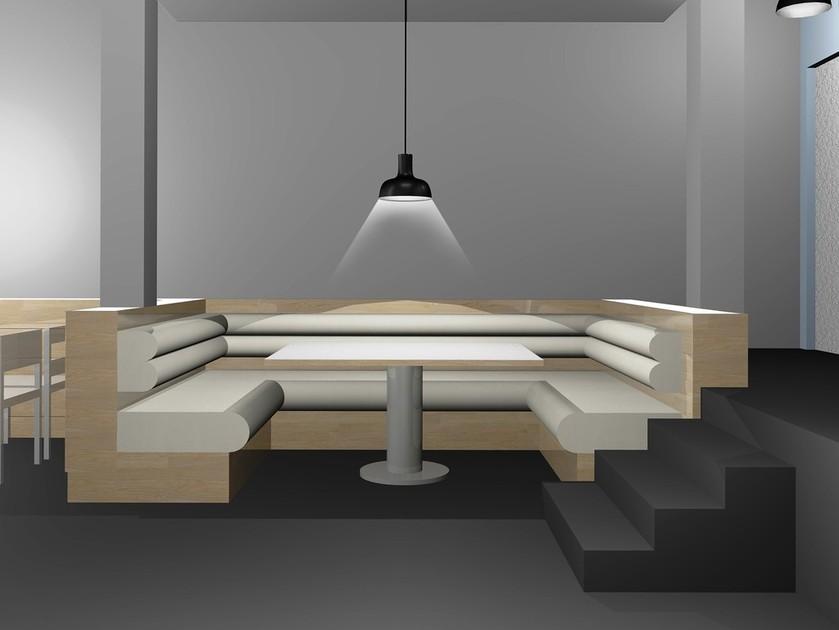 Restauranteinrichtung, Gastronomiemöbel, Bar Design, colourform