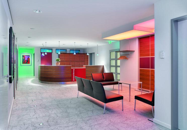 Farbpsychologie und innenarchitektur marketing for Raumgestaltung und innenarchitektur