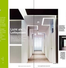 PR-Arbeit für Design und Innenarchitektur.