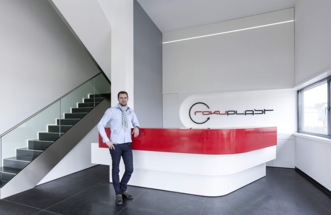 Büroeinrichtung nach Corporate Interior. Objekteinrichtung, Büromöbel, Bielefeld