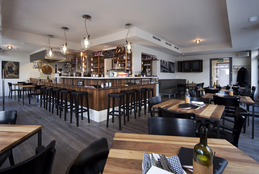 Nachhaltige Gastronomieeinrichtung, Bar Design, Planung für ...