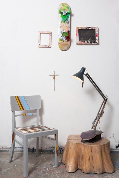 ökologisches Möbeldesign, nachhaltiges Möbeldesign, Upcycling & Recycling Design von colourfrom, Bielefeld.