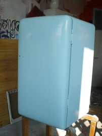 Upcycling Fridge by colourform, Bielefeld, Herford, Gütersloh