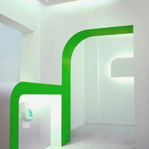 Praxis nach Corporate Interior by colourform©
